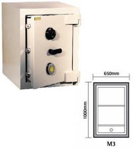 Fire Burglar Resistant Commercial Safe Lion M3