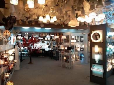 Lighting Shop at Puchong