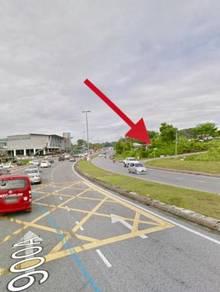 Detached Land (64 points) at Jalan Airport, Kuching