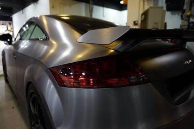 Audi TT 8J TTRS Zillion Performance Spoiler