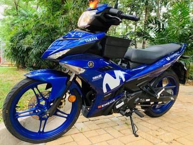 Yamaha Y15ZR MOVISTAR Original Limited Edition