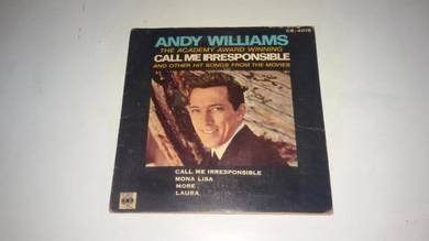Andy Williams EP