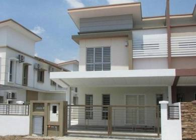 [Not Townhouse Not Condo] 2Sty Mampu Milik Hanya 1K Kat Shah Alam Area