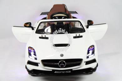 Mercs amg children ride on car
