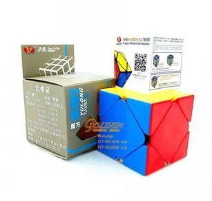 YongJun Skewb Cube Hand Spinner Fidget Toys