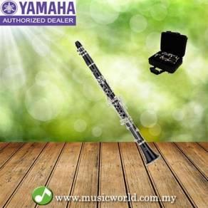 Yamaha ycl-450n intermediate clarinet