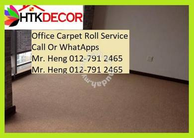 Office Carpet Roll - with Installation ji45