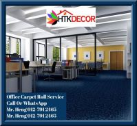 Office Carpet Roll - with Installation gv4