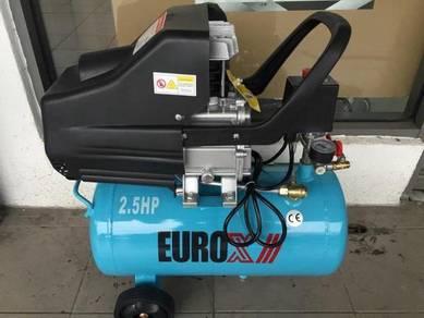 EUROX EAZ2524 2.5Hp 24Litre Air Compressor