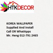 HOToffer Wall paper with Installation 423YW