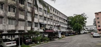 Flat Machang Bubok For Sale Nearby Alma Bukit Mertajam