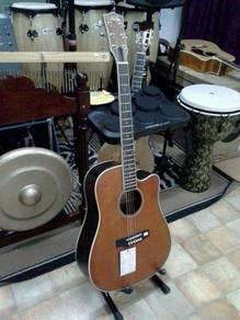 Nasville FG-415C Acoustic Guitar(Baharu)