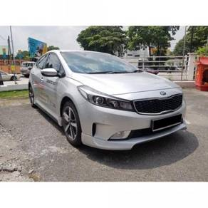 Kia cerato 2017 rsr bodykit with paint body kit