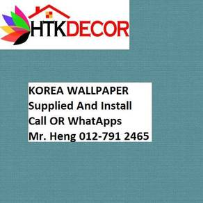 Beautiful In Wall paper with Installation 0435W