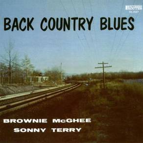 Brownie McGhee & Sonny Terry Back Country Blues LP