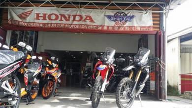 Honda CRF250RLA