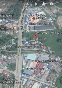 Jalan Tuaran Bypass CL999 Industrial Land For Sale