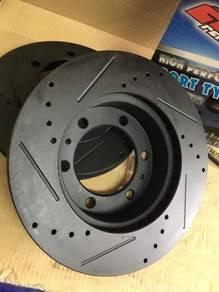 AR Racing Disc Rotor For Toyota Hilux Revo GUN126R