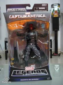 Marvel Legends Captain America Infinite Series