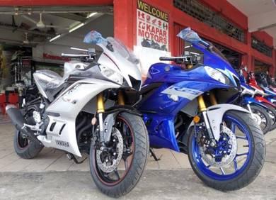 New Yamaha R25 250