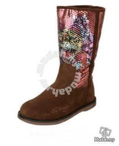 U.S. purchasing genuine ED HARDY women boots