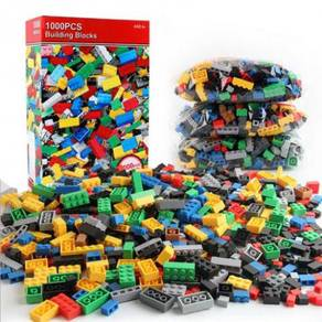 1000pcs Building Lego Blocks