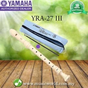 Yamaha yra-27 iii f alto recorder german