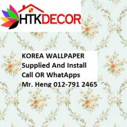 Classic Wallpaper with installation gh45