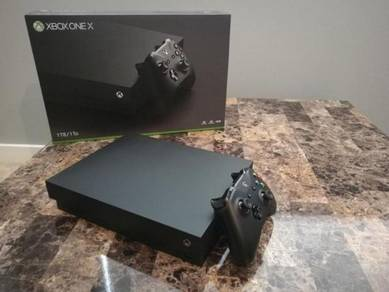 Xbox One X 1TB Console ASIA edition popular