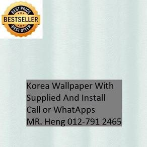 Classic wall paper with Expert Installation 049N