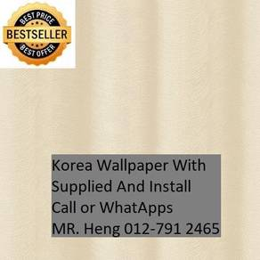 Design Decor Wall paper with Install 805A