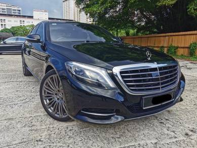 Used Mercedes Benz S400L Hybrid for sale