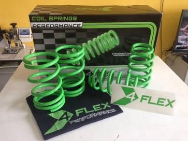 4flex Sport Spring Perodua Myvi