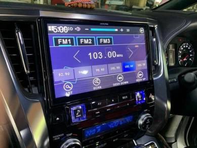 Toyota alphard alpine jbl apple carplay android
