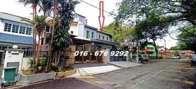 2 sty Corner house at Sri Petaling, Below Market