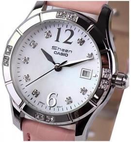 Watch- Casio Rhinestones SHEEN SHN4019LP-ORIGINAL
