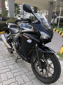 Honda cbr 500 CB 500 er6n ninja