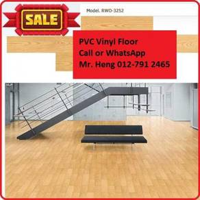 PVC Vinyl Floor - With Install 46tg4