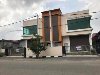 Semi Detached Factory at Ipoh Pengkalan Industry Park