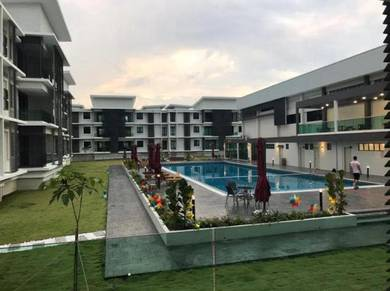 280K ONLY Gated and Guarded luxury townhouse in Kampar FULLY furnished