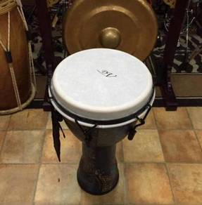 "DV Djembe 10"" (Blue/Green)"