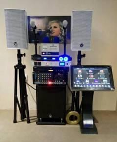 Complete Set Karaoke Home System