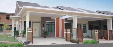 Rmh BARU REBAT 36K 0 DEPO 20x60 FULLY Built Bt 7 Kapar Rantau Panjang