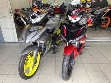 Yamaha y15/y15zr v2 (interchange) CLEAR STOCK