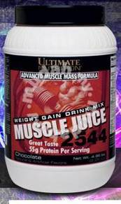 Muscle juice mass gainer