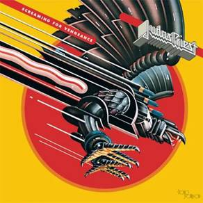 Judas Priest Screaming For Vengeance 180g LP