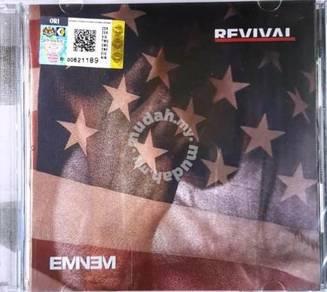 IMPORTED CD Eminem Revival