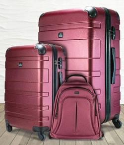 Valentino creations luggage set hard luggage