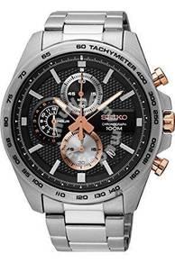 Ssb285p1 seiko chronograph watch*2 colour