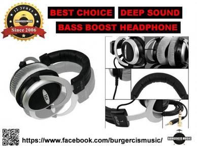Isk hf2010 studio & dj headphone
